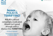 World Polio Day / Polio Awareness