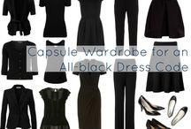 all black dress code