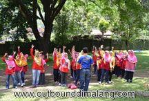 outbound malang selecta