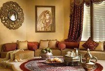 Marrocan Interiors