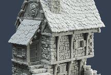 Medieval\Fantasy Buildings
