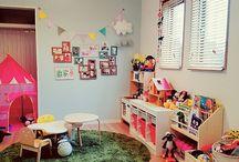 子供部屋のデコレーション