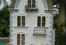 Babies & doll houses