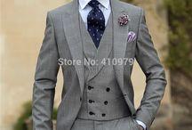 Groom's Wedding Clothes