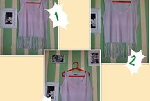 Cut T- Shirt / DIY project
