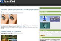 Recursos Diseño, Web y 3D / Contenidos, noticias, recursos y todo lo relacionado con el diseño, web y 3D