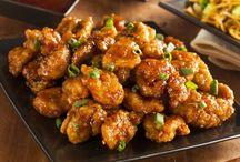 recette au poulet