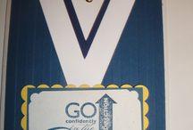 Stampin Up Congratulations & Graduation cards