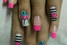 linda uñas