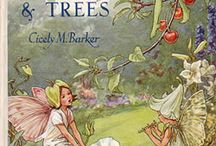 fate dei fiori / Flower Fairies, with illustrations by Cicely Mary Barker.