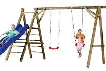 Lekestativ - leker - barn / lekestativ, husker, barn, sykkestativ, leker, sklie, rutsjebane, klatrestativ