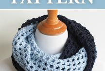 Cowl & Scarf Crochet Patterns / Crochet patterns for great accessories!  Cowls and scarves of all shapes and sizes