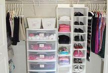 Organización Armario ~ Wardrobe Organization