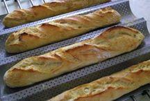 pain sans petrir