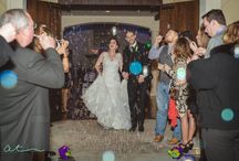Bride and Groom Exit Photos / Fantastic bride and groom exits and send off inspiration and ideas