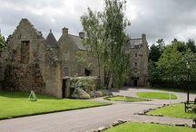 Ferniehirst Castle Clan Kerr