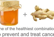 Honey and ginger can prevent and treat cancer / Honey and ginger can prevent and treat cancer. It's what hundreds of years 've been teaching us and what science has finally accepted.