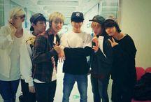 B.A.P ♡♥ / My bias group, I love them all! We are B.A.P, Yes Sir!!