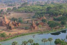 Beautiful Of Myanamr / This is Beautiful Places Of Myanmar ( Burma )