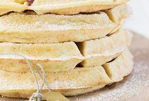 waffeln pancakes etc