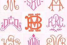 monograms should be on everything, right??