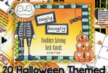 Boo-tee-full / Halloween Schtuff