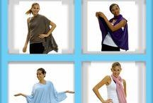 Fashion : Wraps