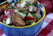 eats: salads / by LaRaeRae