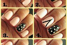 Nail funkiness