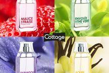 ♥ Les Eaux de Toilette Cottage