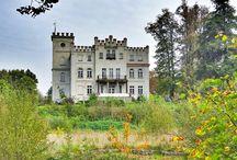 Sady Dolne - Pałac