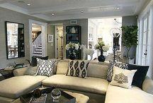 bookshelf styling living room