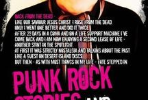 Punk Poet / The song lyrics and poems of Garry Johnson