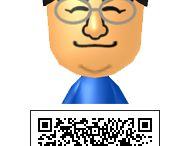 Tomodachi Life QR Codes