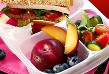 Lunch box ideas / Ideas for your children's lunch boxes