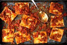 Pasta and Italiano / Pasta and Italian Food