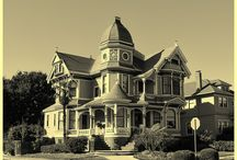 Victorian house's / by Darla Denning