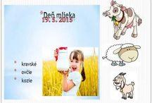 Den mlieka