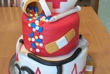Doctors cakes