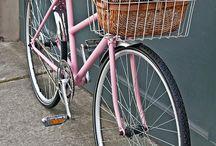 Велосипед декорашун