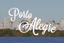 Porto Alegre / A cidade deixa-nos de facto alegres porque... // We can't help but smile when we are in this city because...