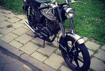 Zundapp / 517  ks50 70cc tuned moped