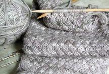 strikketeknikker
