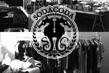 SodaCoda Clearance Sale / UPTO 90% OFF 9am - 6pm Sodacoda Ltd. The Prince of Wales, Scott Lidgett Crescent, Bermondsey, London SE16 4XF