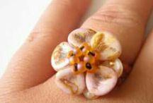 Korálky - prstýnky