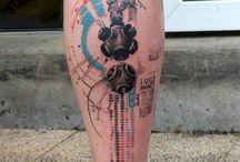 Klaim tattoo França