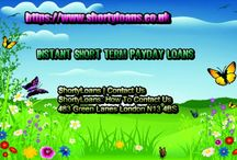Instant Short Term Payday Loans