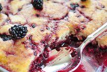 Desserts - Puddings