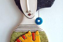 Arte em cerâmica