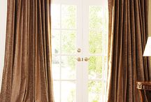 Velvet Drapes and Curtains by DrapeStyle / These are not the Velvet Draperies you find at most retailers. Our Custom Velvet Drapes are made with the heaviest, softest velvet fabric we can get our hands on. We then make each panel to order in our own Workroom in your choice of pleat, length, width and lining option. You can also upgrade your draperies to Blackout Lining for only $99 per panel, but hurry, the Blackout Upgrade Offer won't last for long. / by DrapeStyle